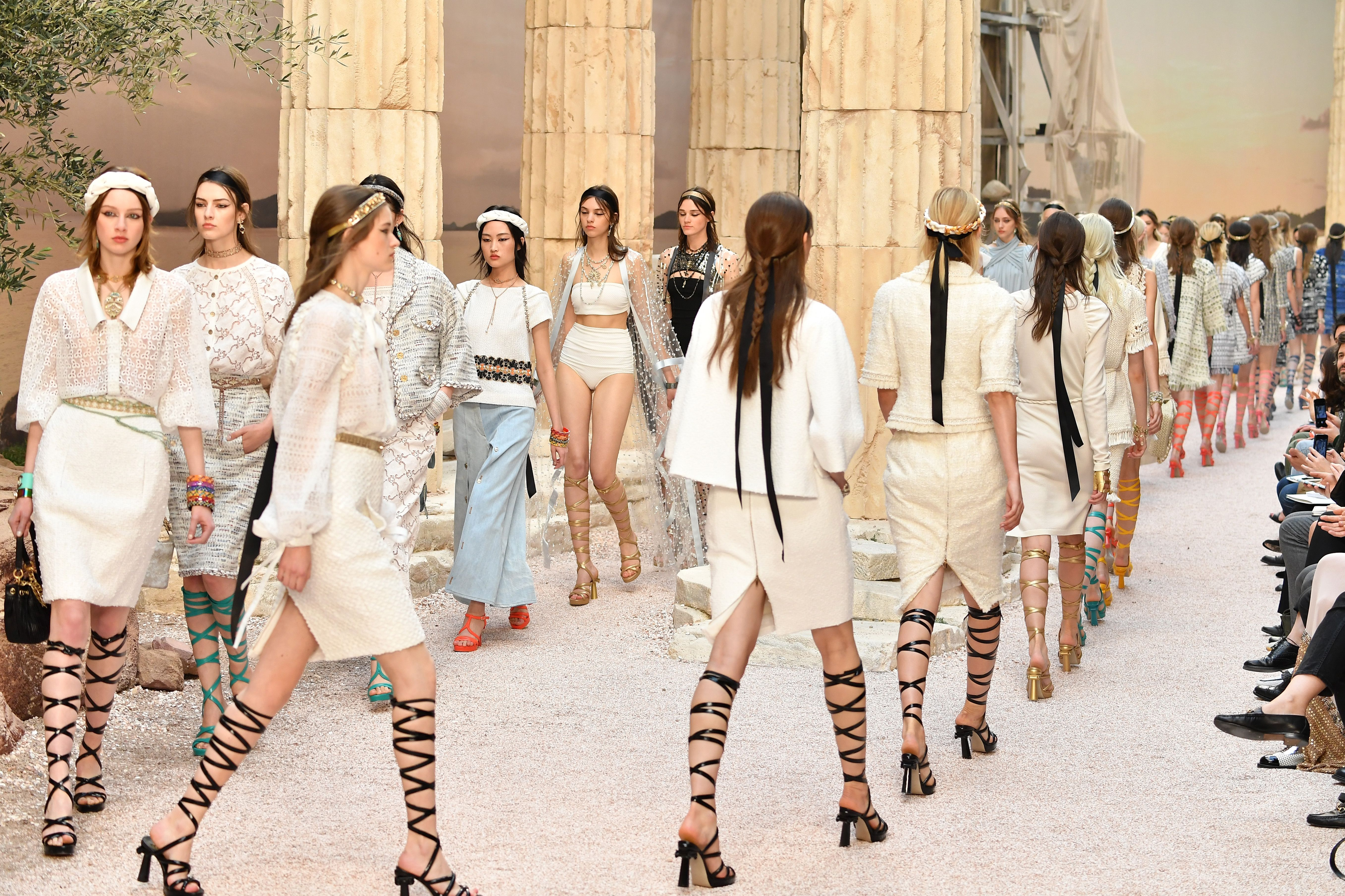 Gladiator Sandals Never Go Out of Style