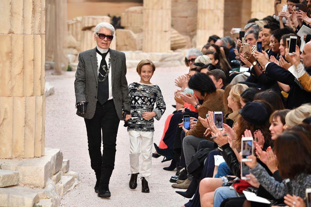 Chanel Cruise Fashion Show , Karl Lagerfeld\u0027s Last?