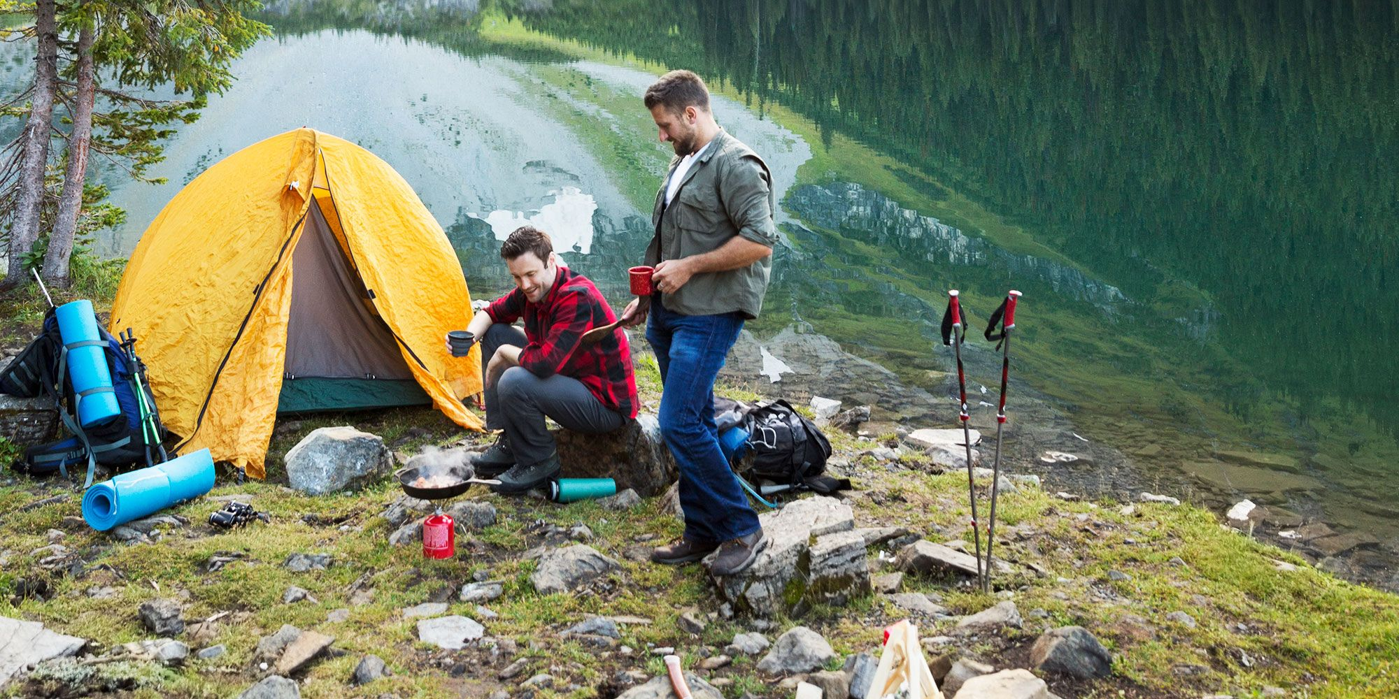 12 Camping Essentials You'll Need for Your Next Outdoor Adventure