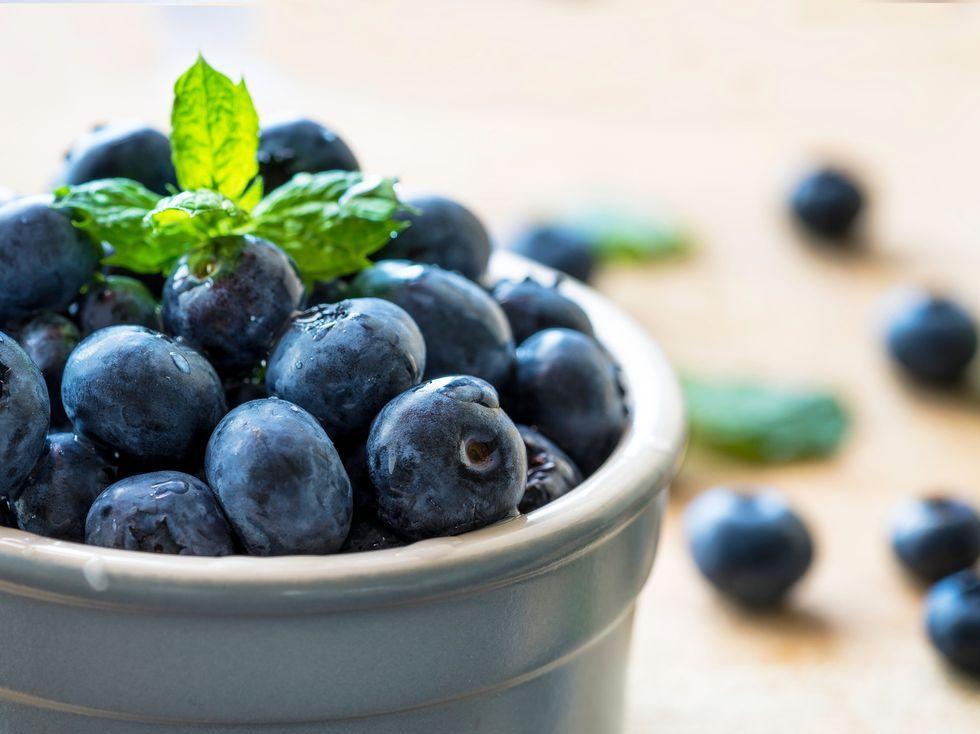 11 health benefits of blueberries