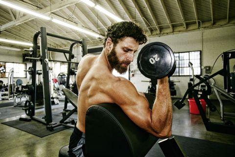 culr bíceps