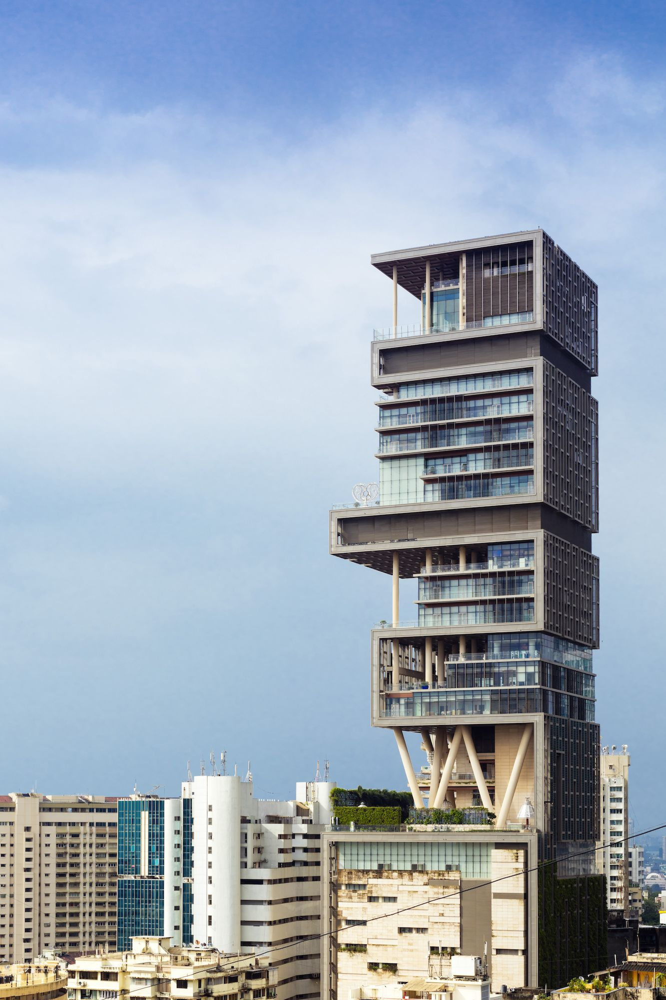 The 20 Most Expensive Famous Buildings - Tallest Building In The World