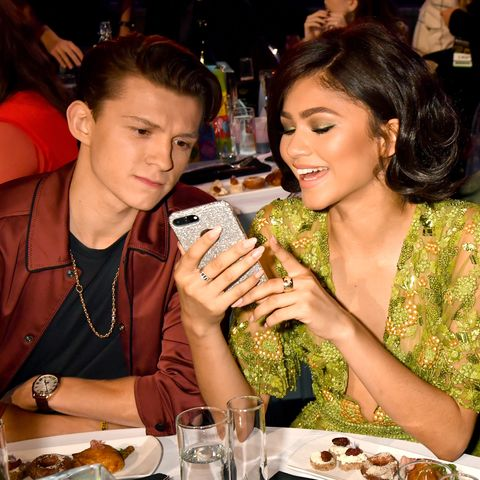 is tom holland dating someone