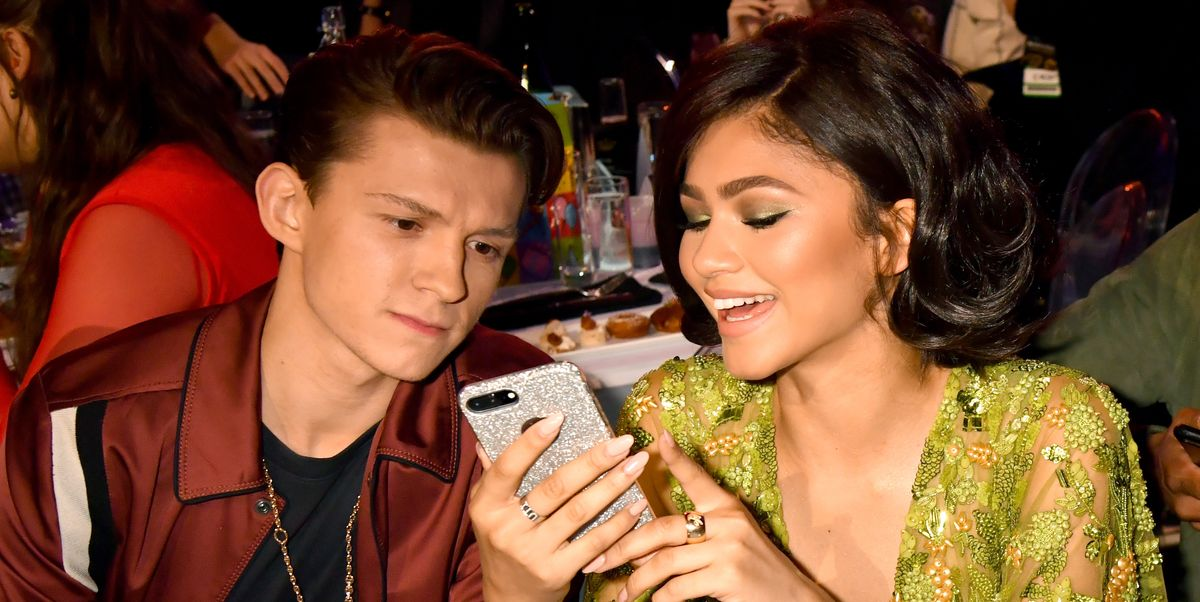 Kay, So About Those Zendaya and Tom Holland Dating Rumors