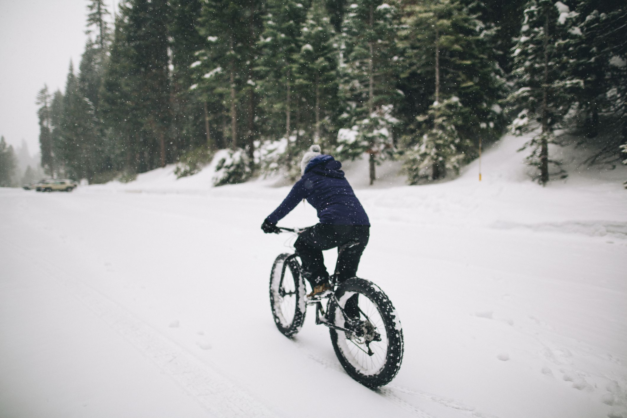 The Gear You Need to Survive Cold-Weather Cycling