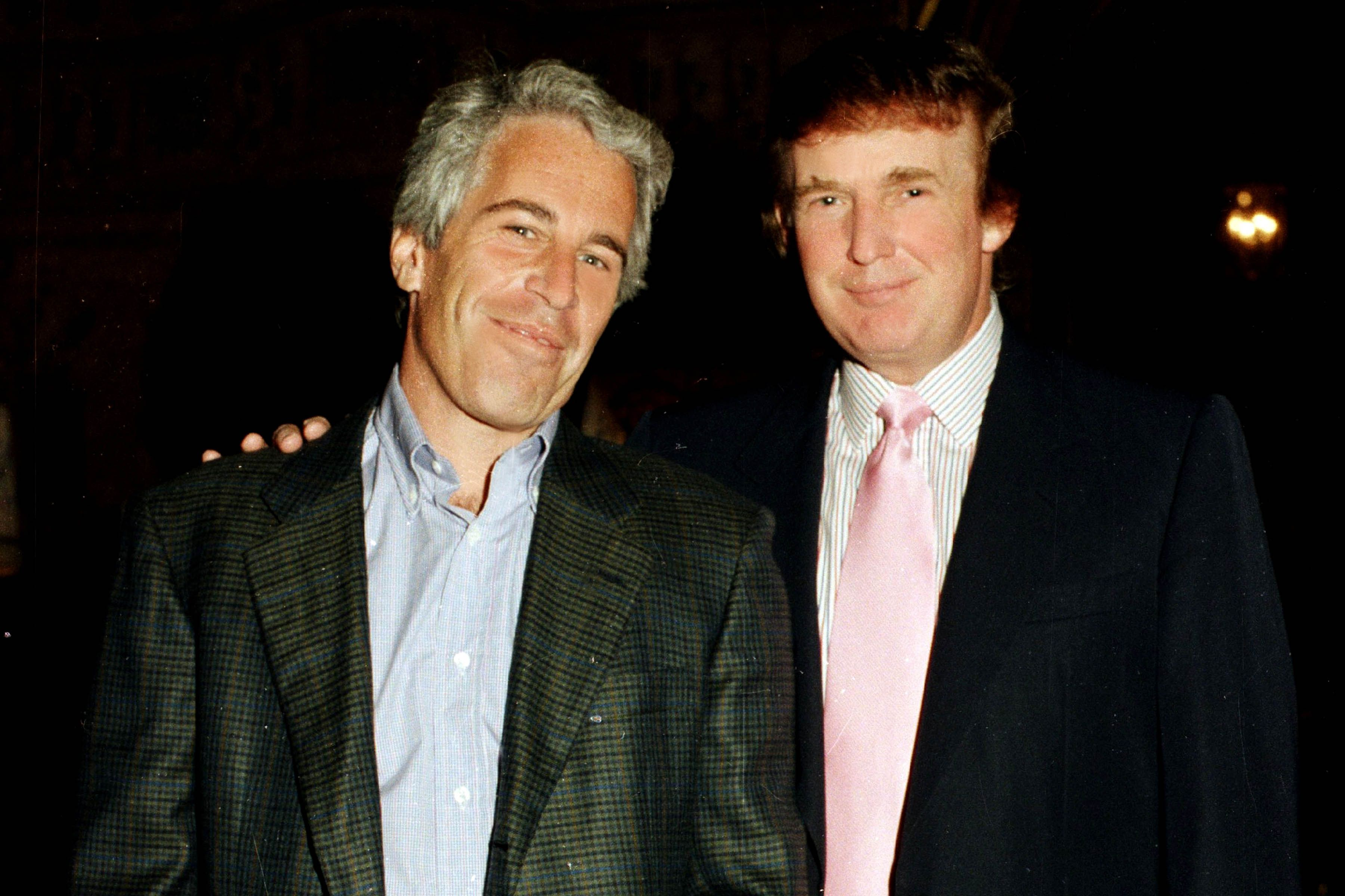 Jeffrey Epstein, Donald Trump, and a Russian Oligarch Is Peak Sleazy Corruption