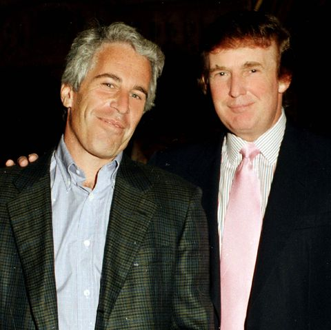 Epstein & Trump At Mar-A-Lago