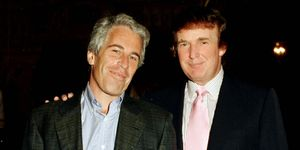 Epstein & Trump At Mar-A-Lago