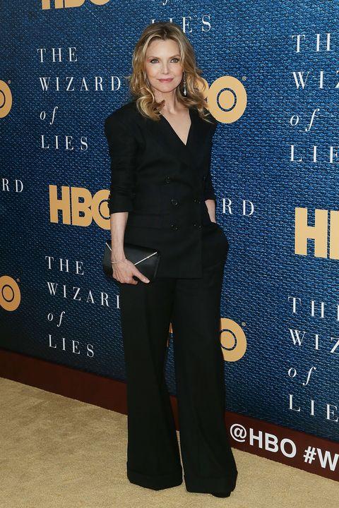 Michelle Pfeiffer NY  Premiere