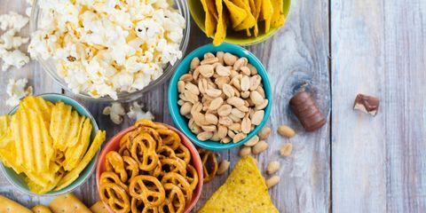 Food, Dish, Cuisine, Ingredient, Snack, Junk food, Vegetarian food, Produce, Cracker, Side dish,