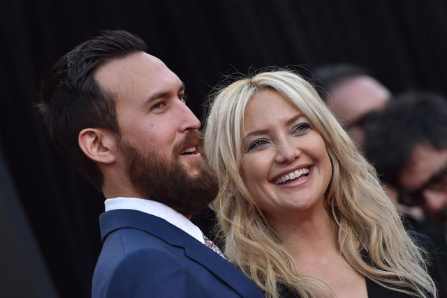westwood, ca   may 10  actress kate hudson and danny fujikawa arrive at the premiere of 20th century foxs snatched at regency village theatre on may 10, 2017 in westwood, california  photo by axellebauer griffinfilmmagic