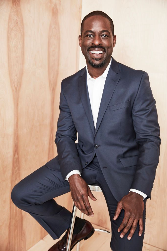 This Is Us Star Sterling K. Brown Freaks Out After Ellen Hilariously Scares Him on Air