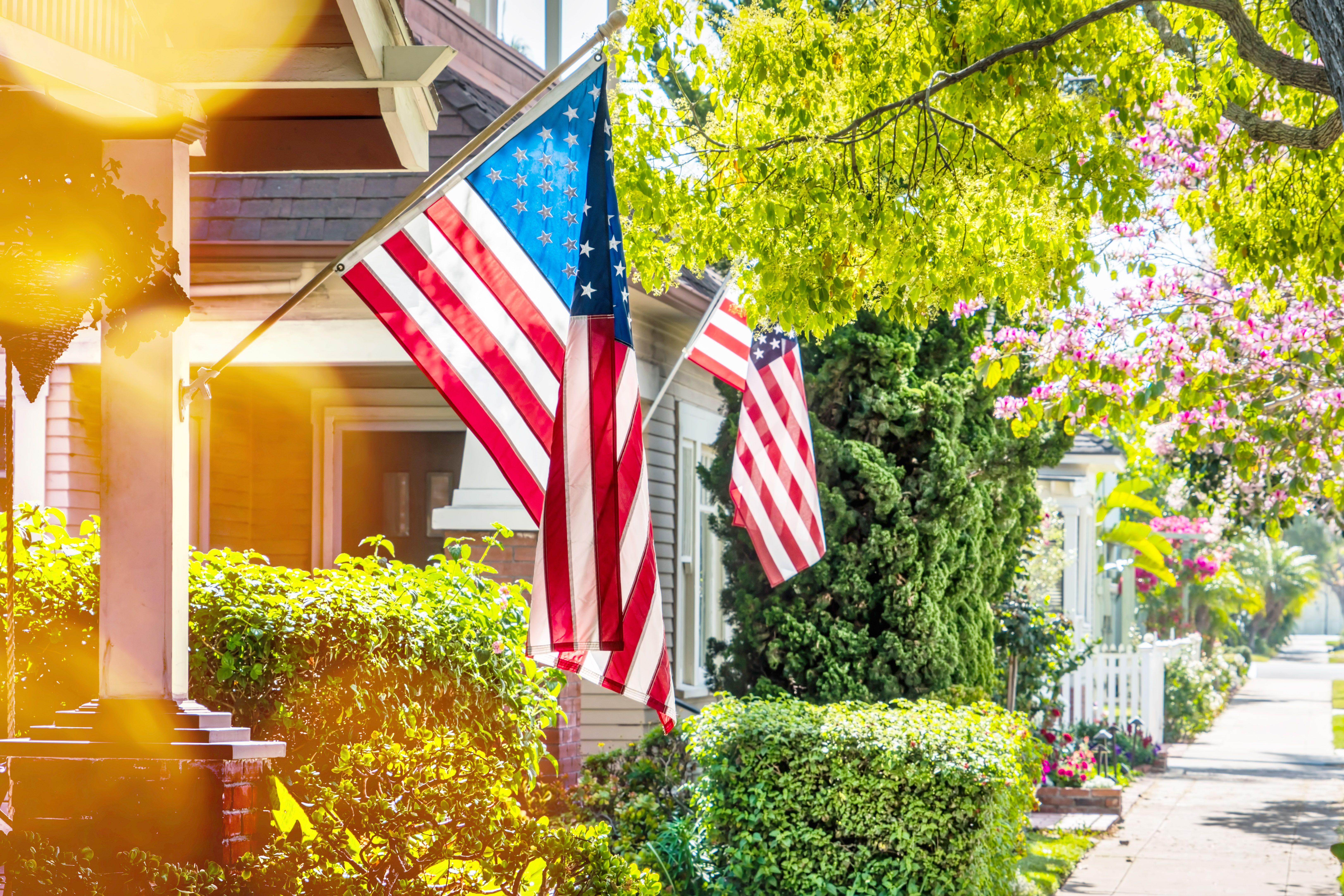 Rules Of The American Flag U S
