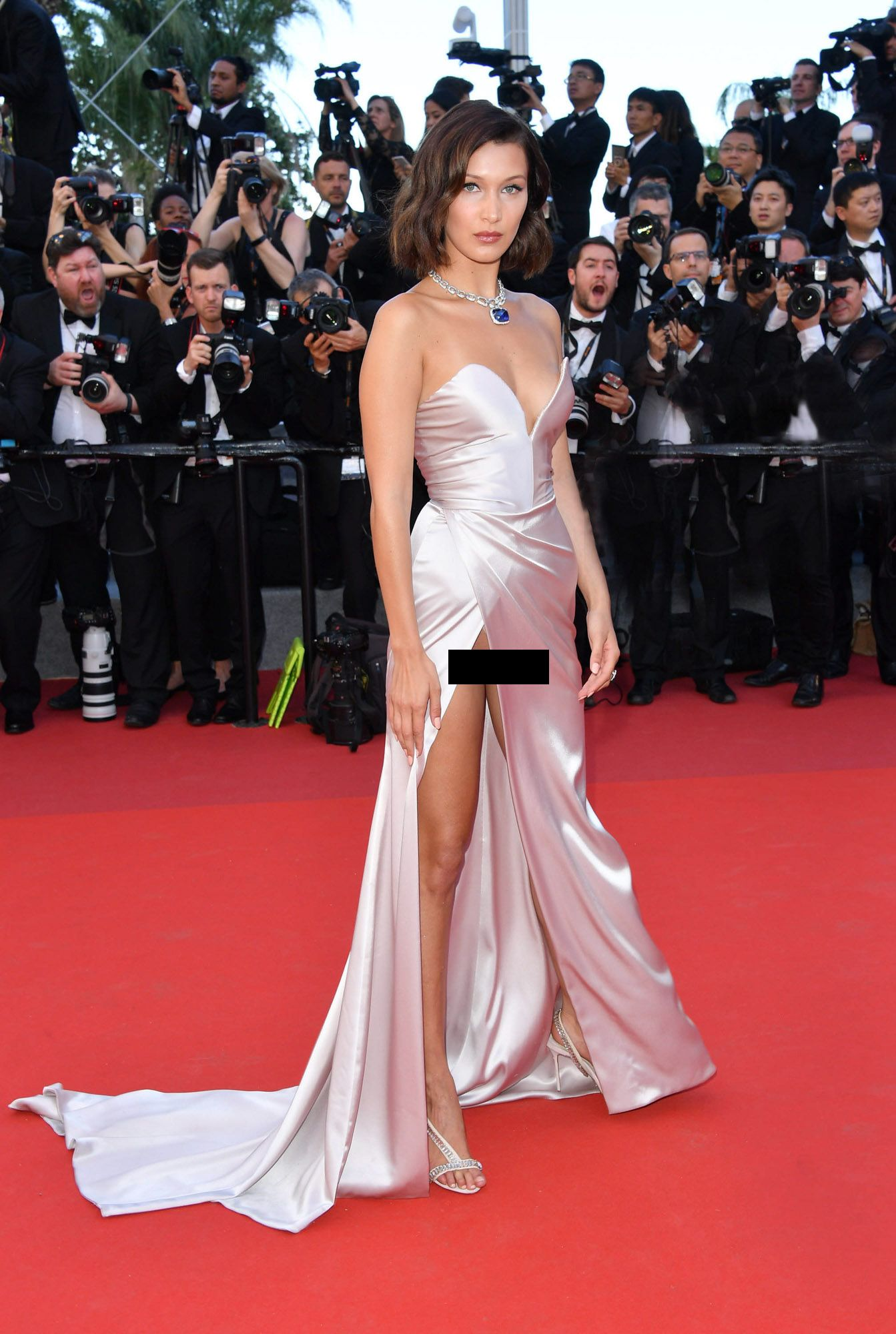 The 29 Most NSFW Celebrity WardrobeMalfunctions images