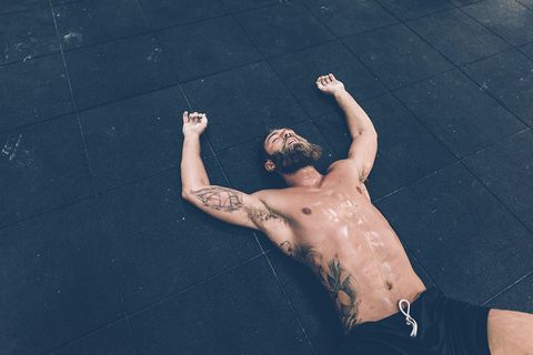 Barechested, Arm, Muscle, Leg, Human body, Hand, Photography, Finger, Recreation, Chest,