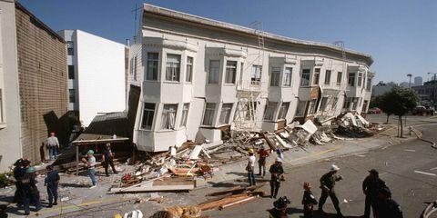 san francisco 1989 earthquake