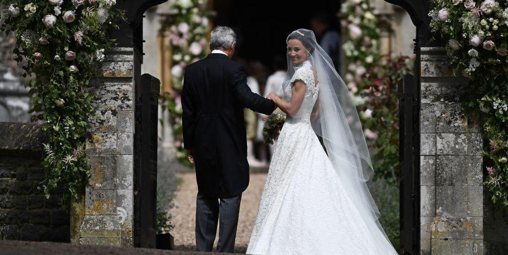 pippa middleton wedding dress