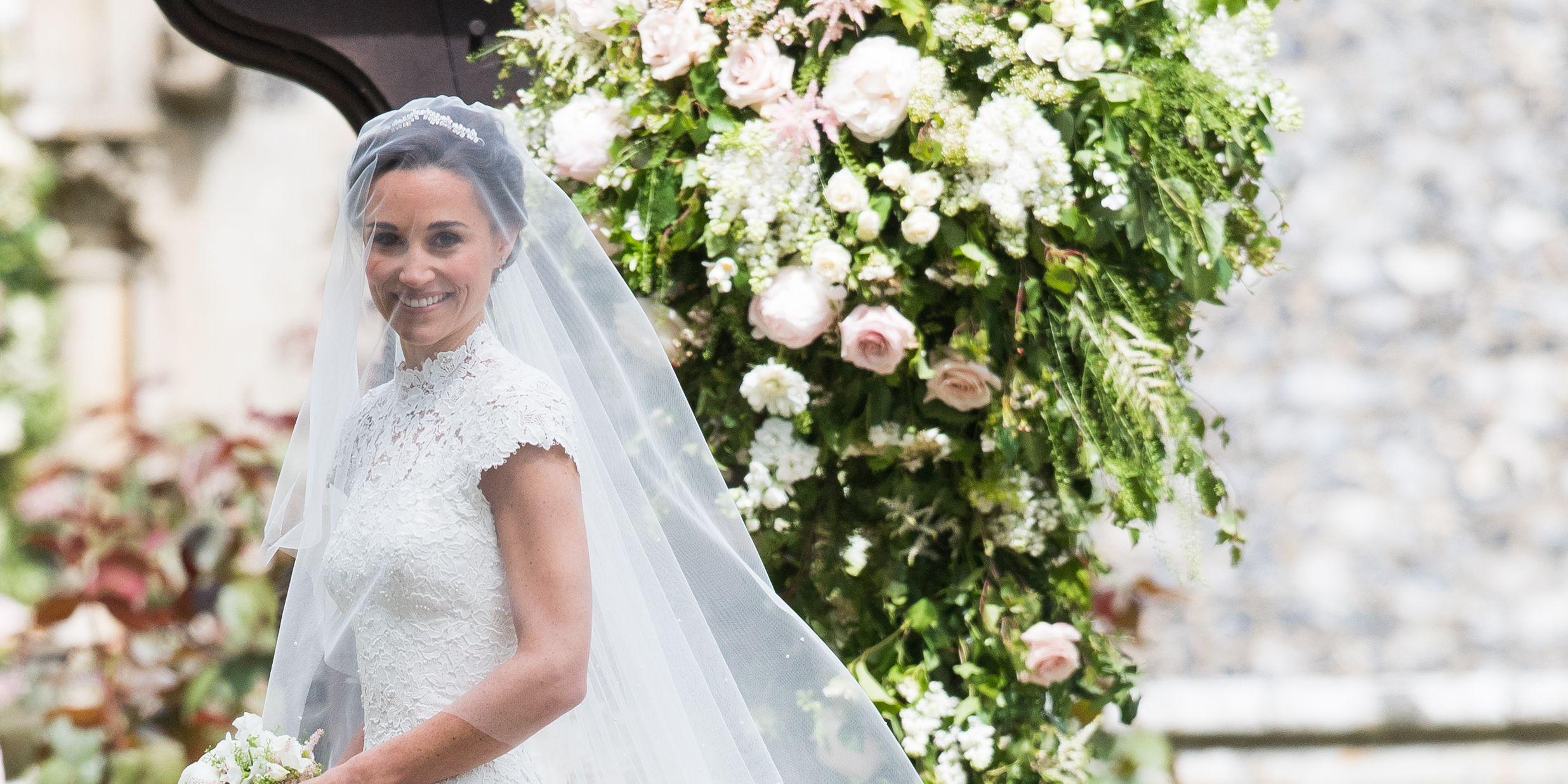 wedding flower trends