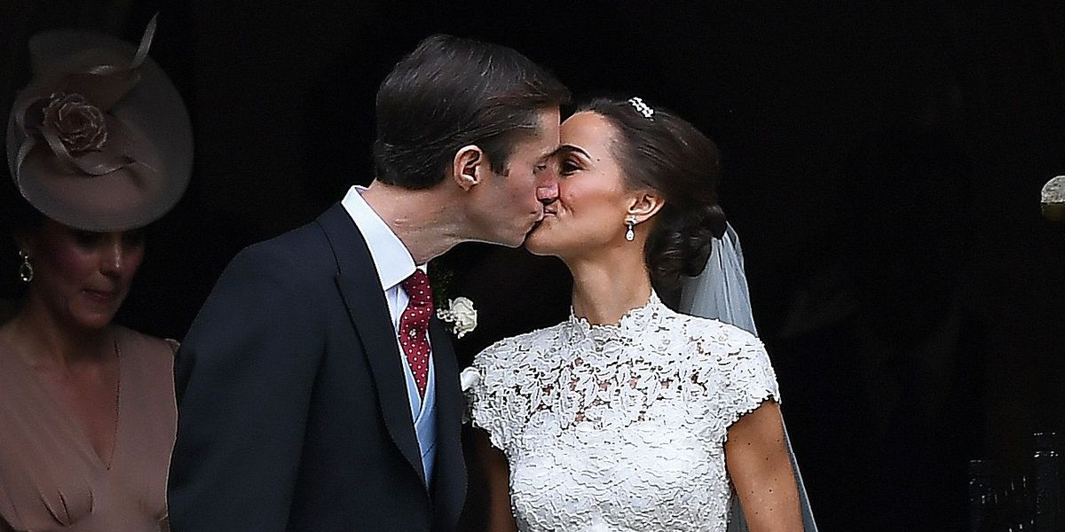 Pippa Middleton Wedding News Details On The Dress Reception