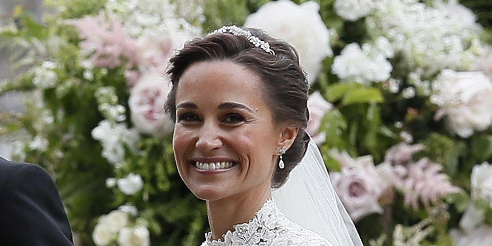 Pippa Middleton Wedding Hair