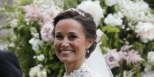 Pippa Middleton Wedding Hair