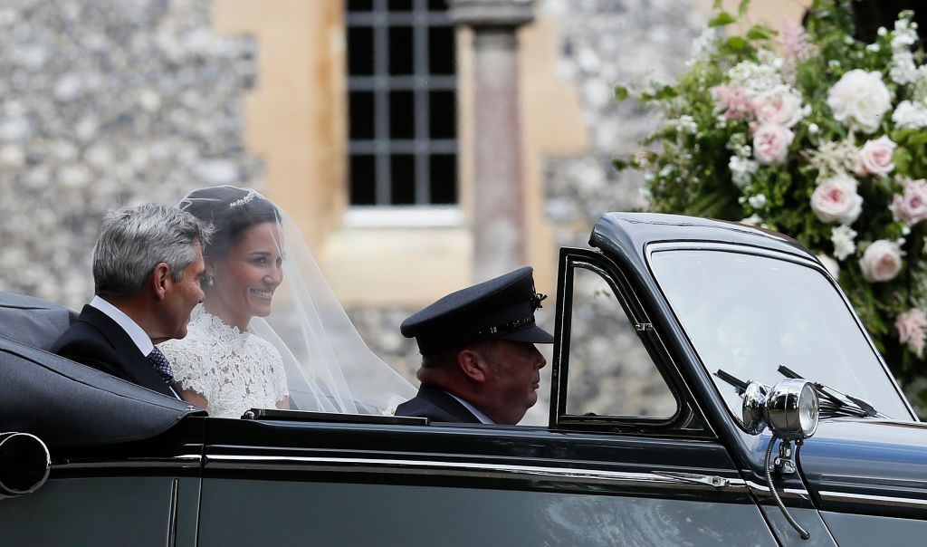 Pippa Middleton Wedding best moments