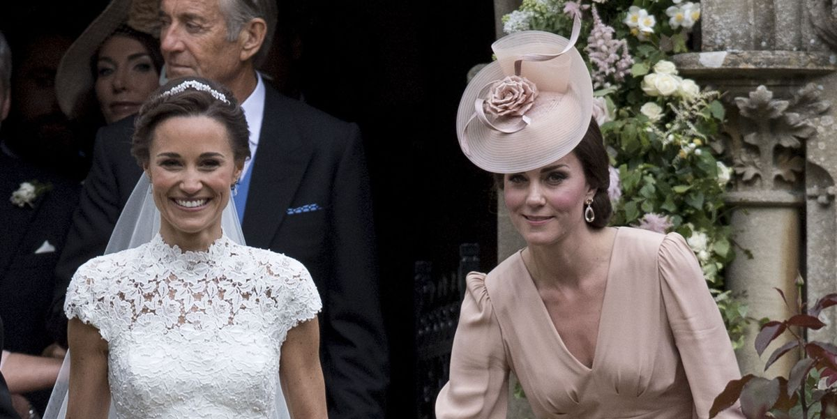 Wedding Gifts For Kate Middleton : The Heart-Melting Moment You Missed From Pippa Middletons Wedding