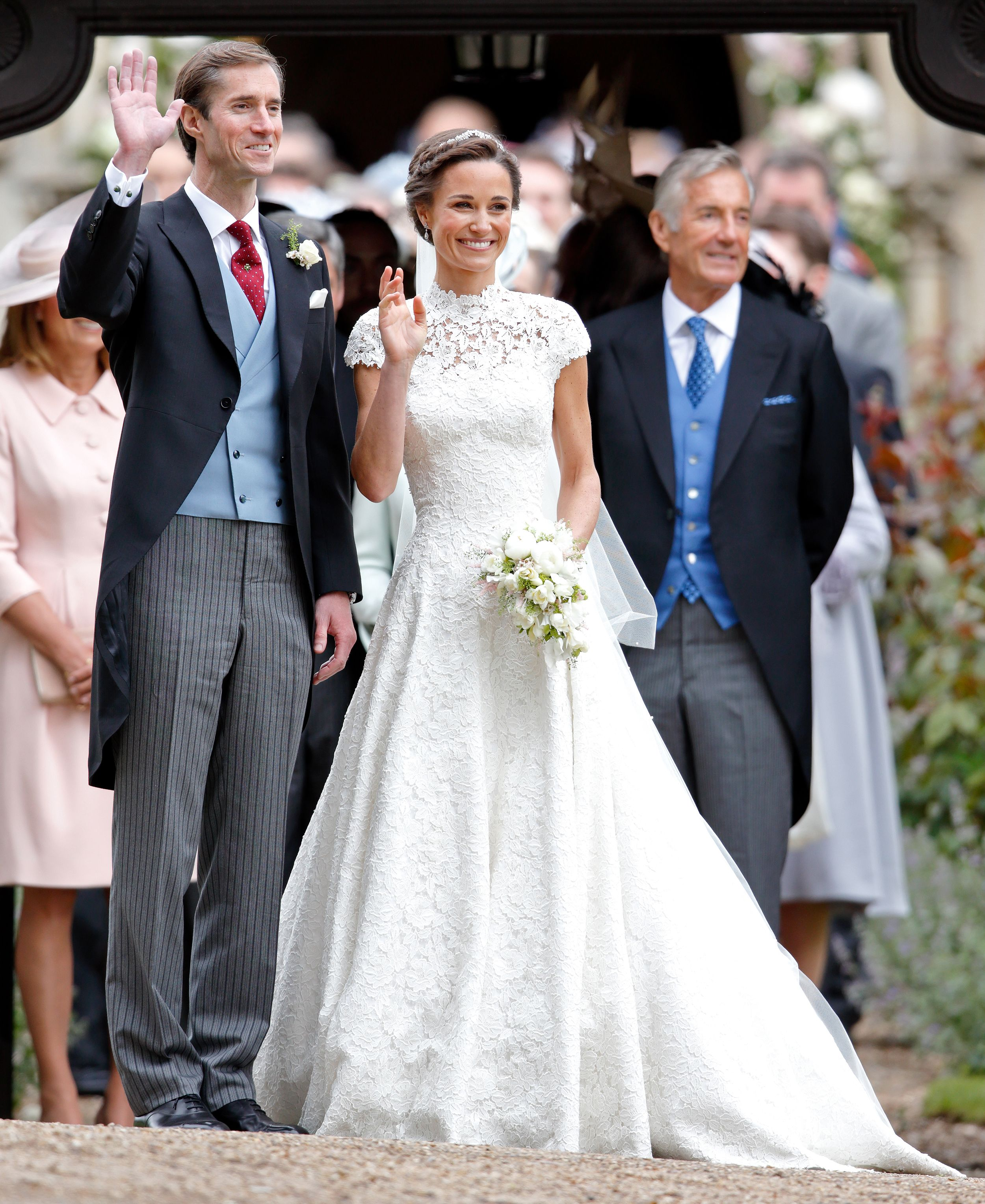 The Best Royal Wedding Dresses Of Last 70 Years Gowns