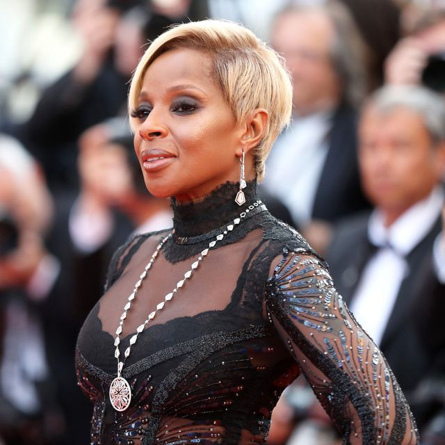Mary J. Blige Is Celebrating 25 Years of 'My Life' With Her Own MAC Lipstick