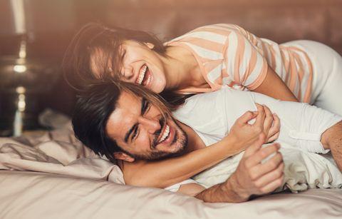 Love, Forehead, Comfort, Happy, Smile, Child, Room, Sleep, Gesture, Romance,