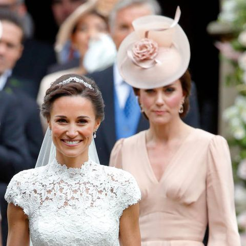 celebrities with siblings   pippa and kate middleton