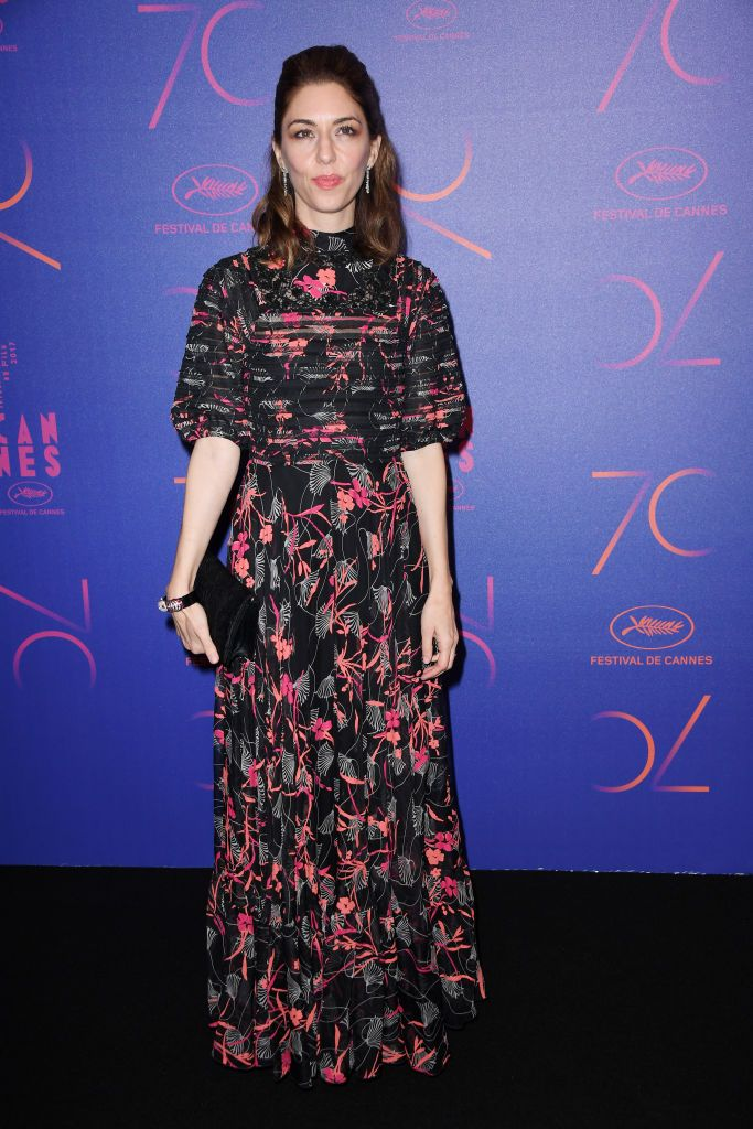 sofia coppola at cannes film festival