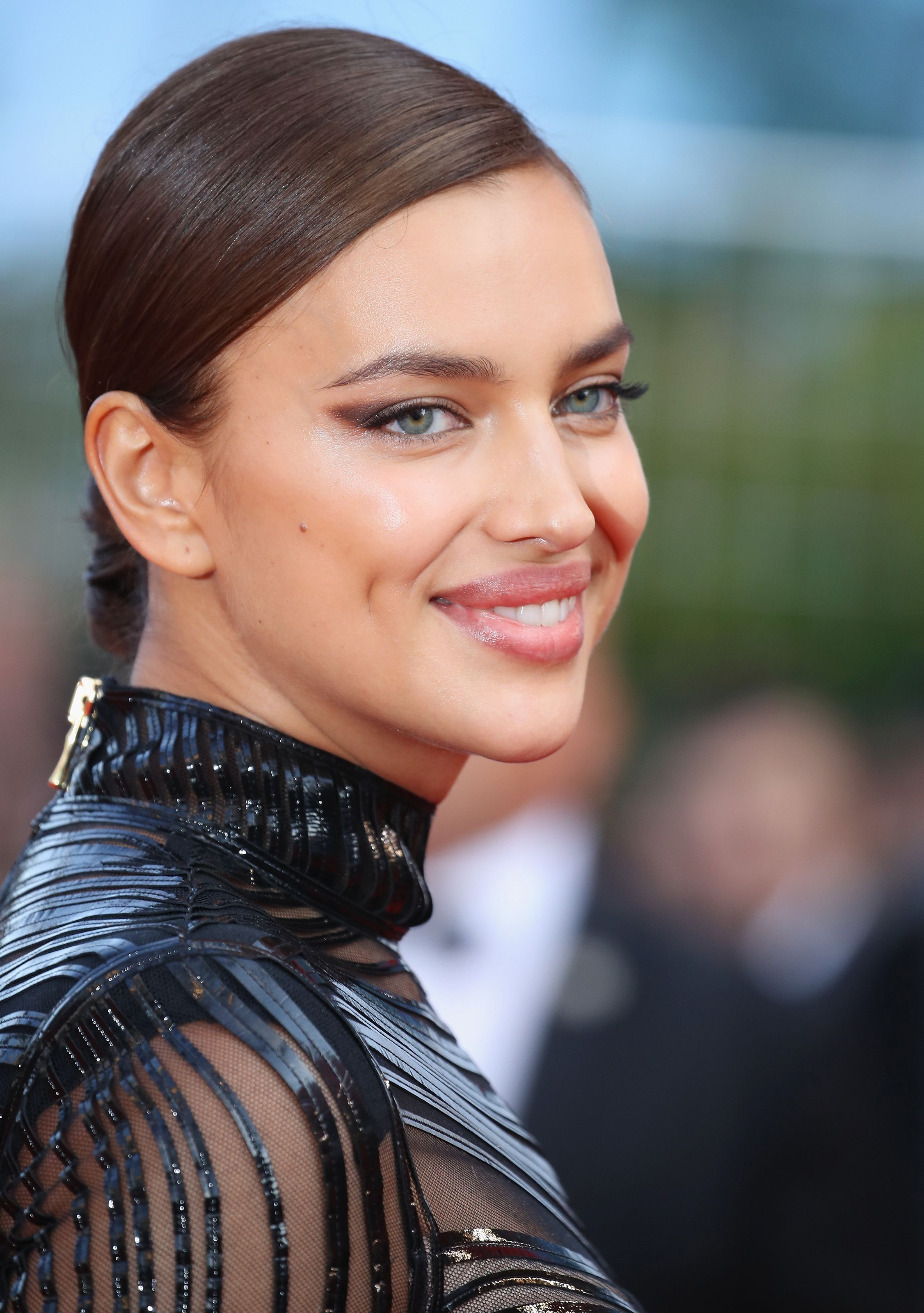 Best beauty looks cannes 2017 cannes 2017 hair and makeup looks baditri Image collections