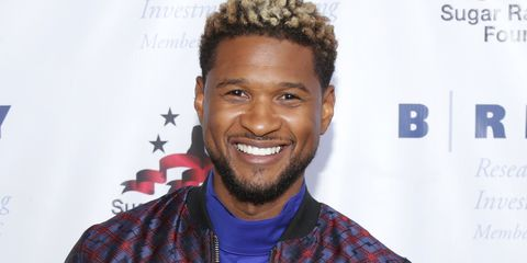 The real reason why Usher didn't perform at the One Love Manchester gig