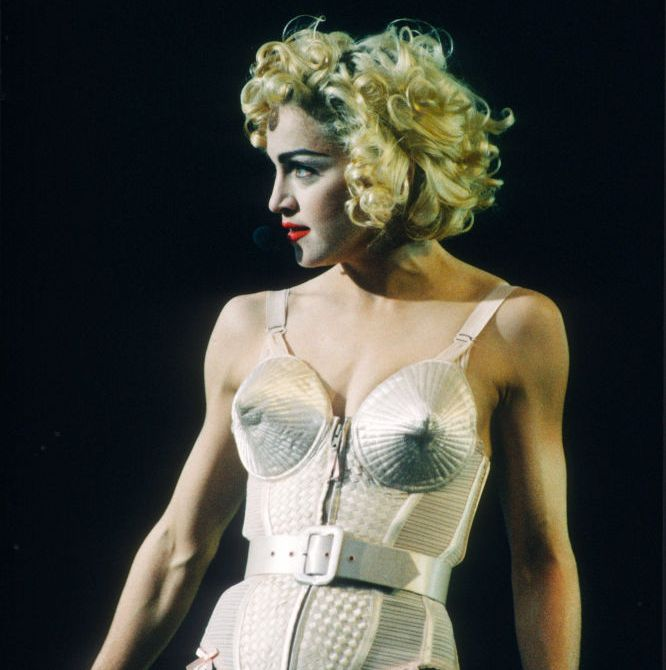 Jean Paul Gaultier Muses Throughout History