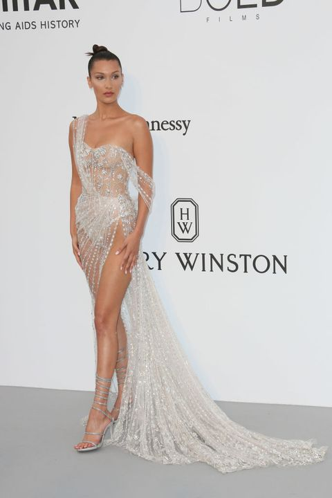 103fc2b76 All The Best Celebrity Thigh High Slits - Celebrity Red Carpet Style