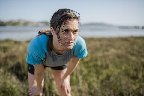 coronavirus running, women's health uk