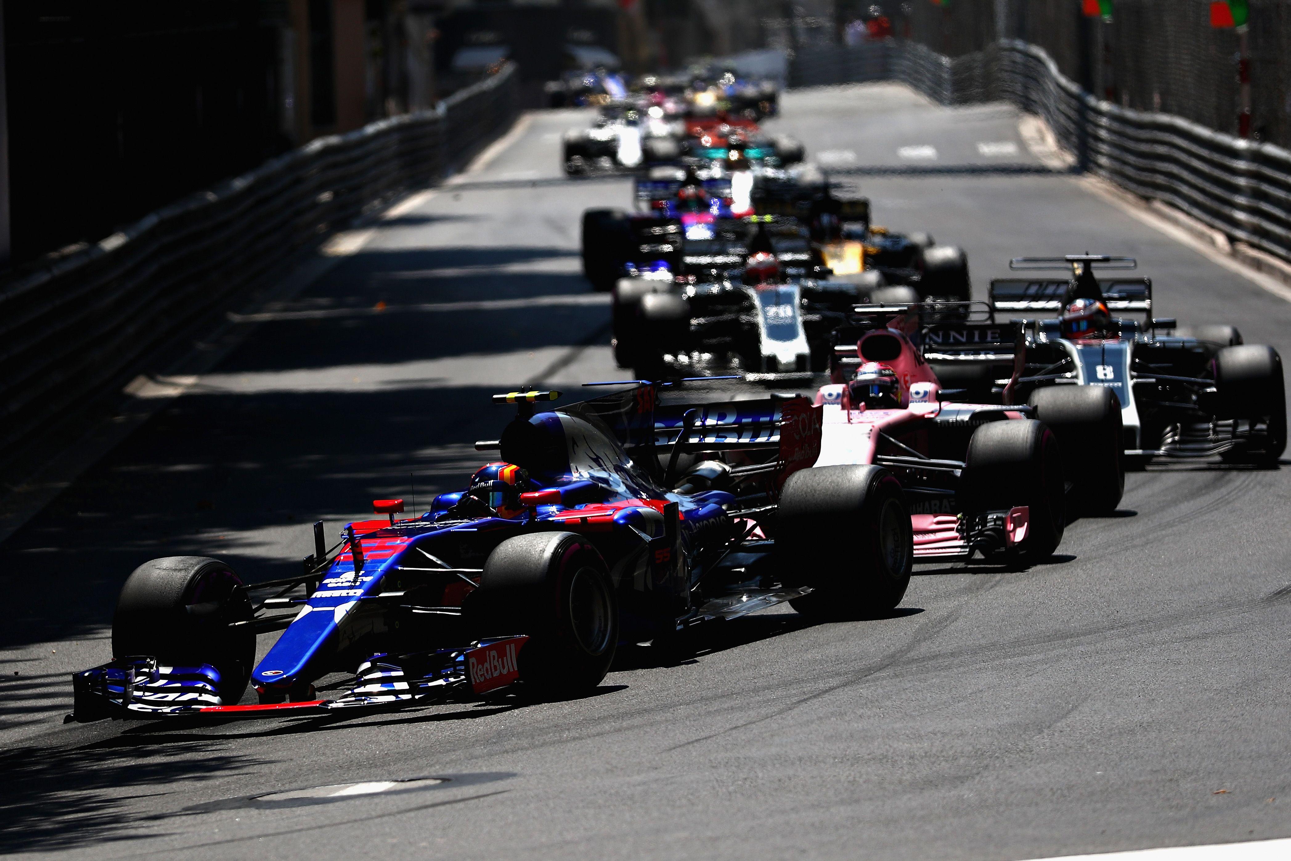 2018 Formula One Calendar - F1 Schedule 2018