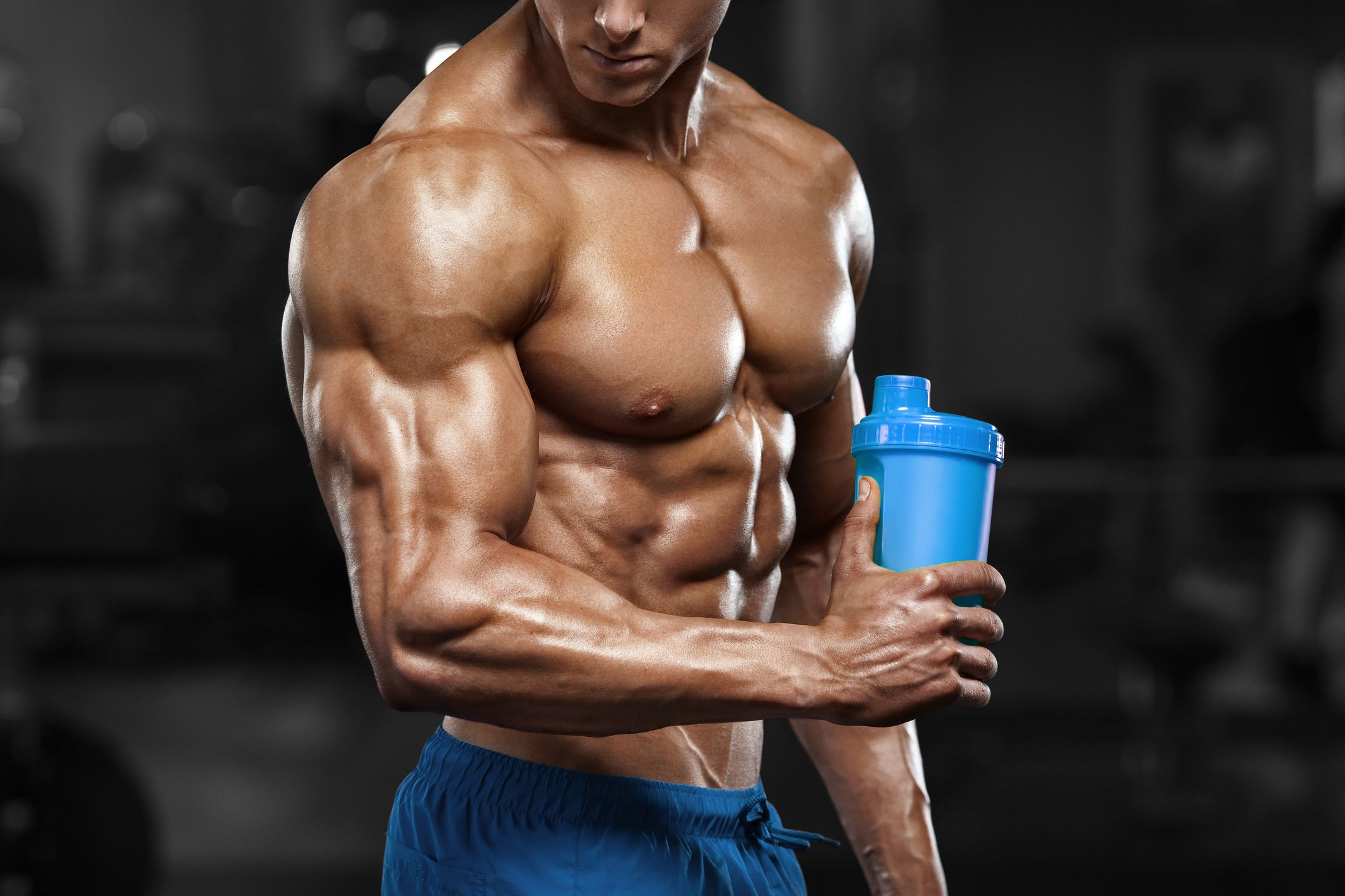 how to go from fat to muscular fast