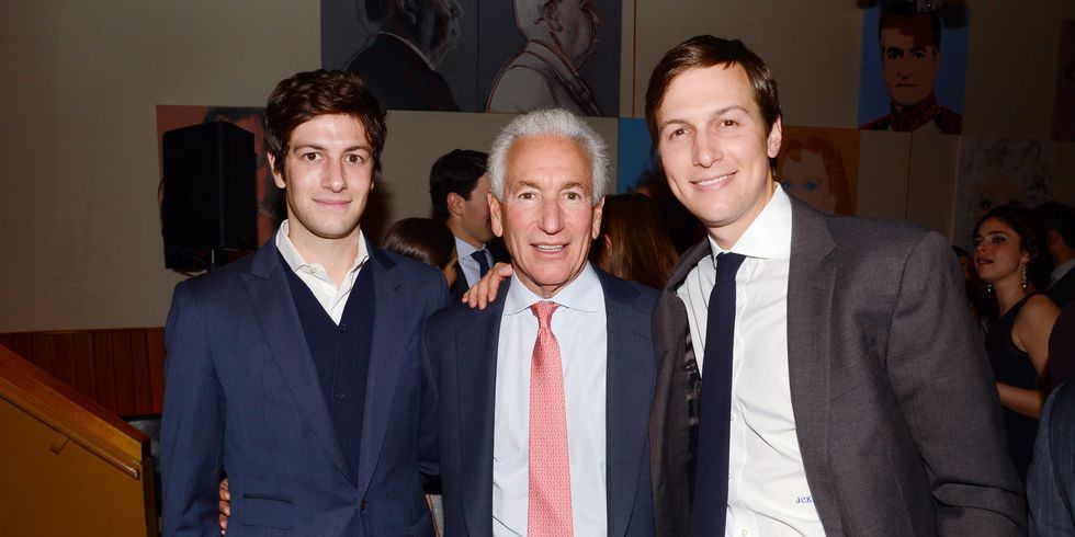 Joshua Kushner, Charles Kushner, and Jared Kushner