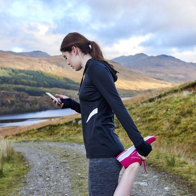 best fitness apps, women's health uk