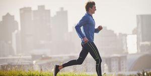 correr como método de relajación