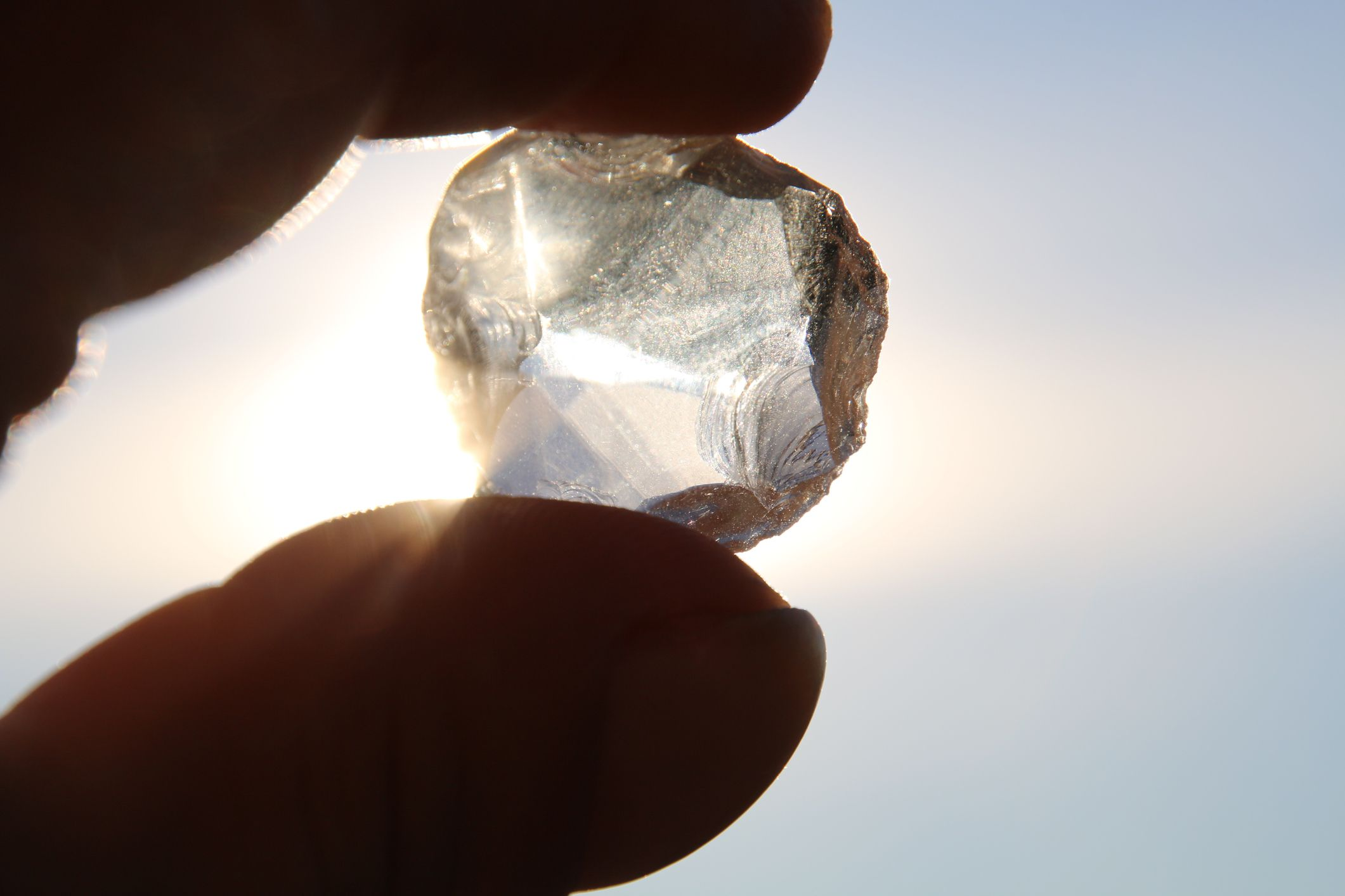 Scientists Find Diamond Full of an Alien Form of Ice