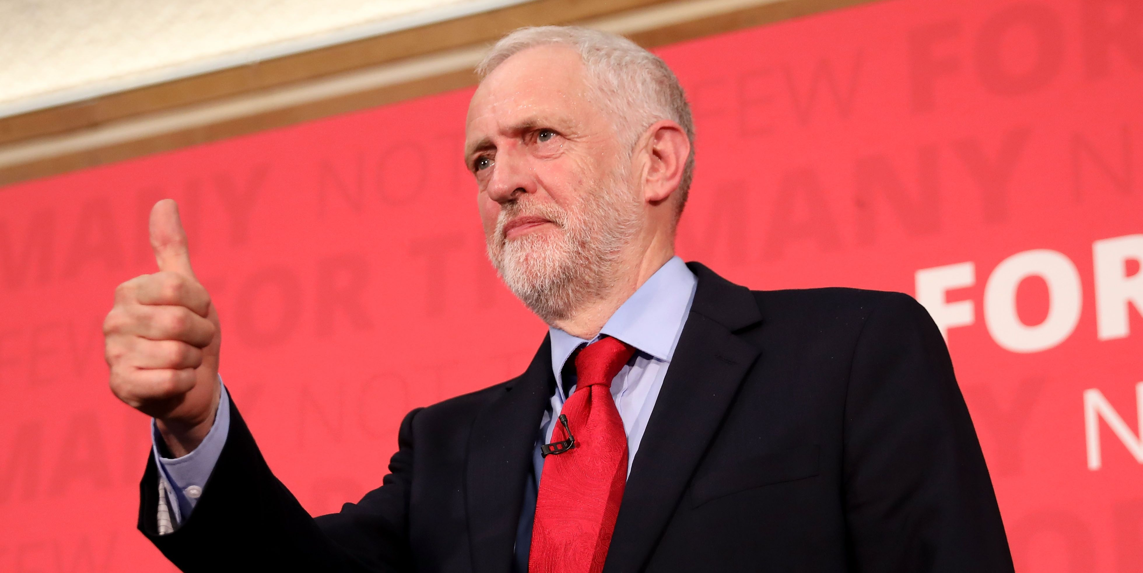 Jeremy Corbyn says he'll consider writing off graduates' existing student debt if elected