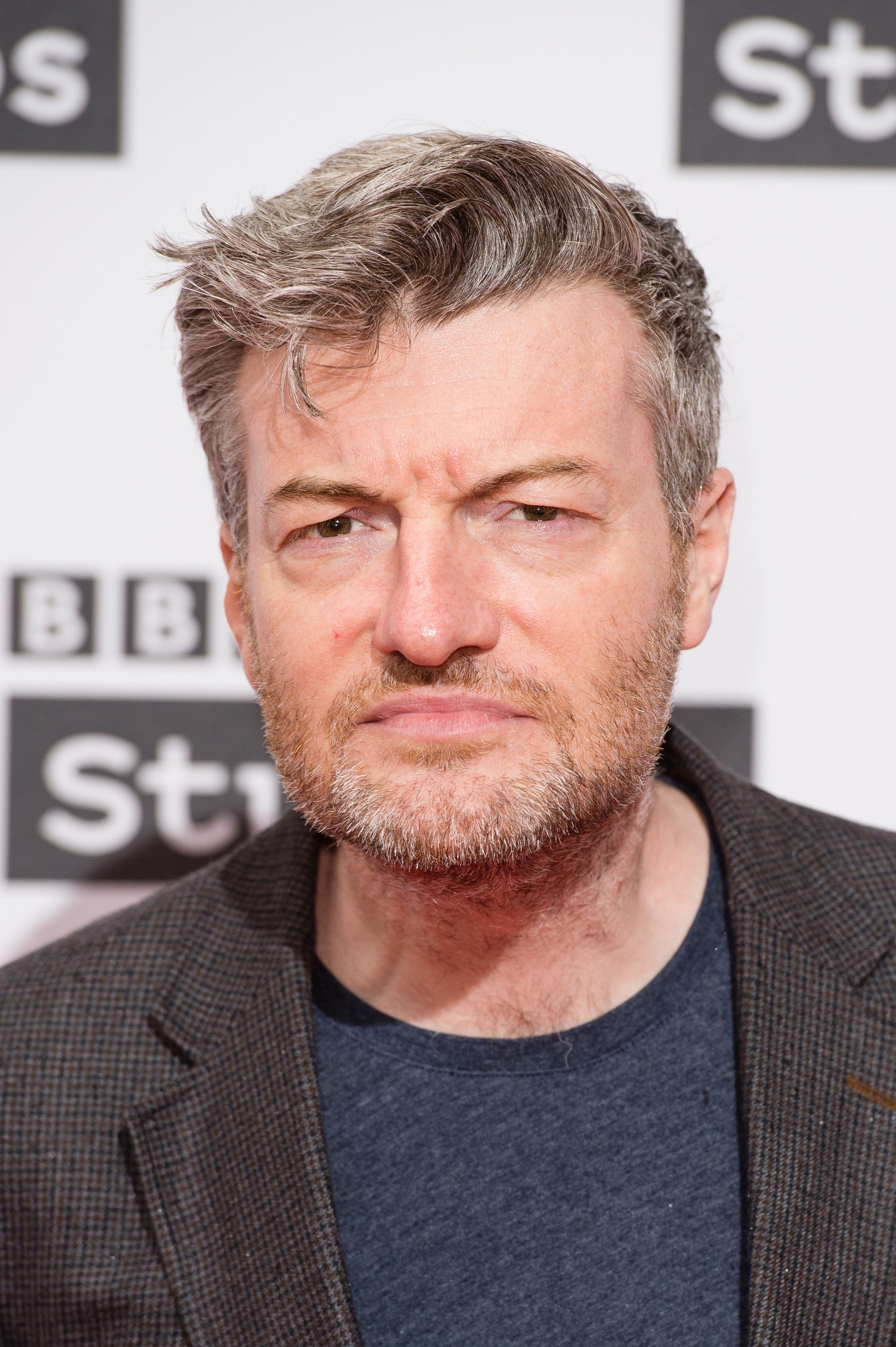 Black Mirror's Charlie Brooker on the future of social media
