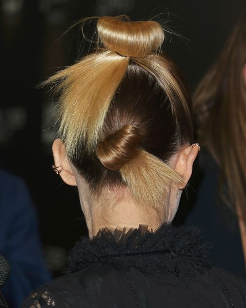 topknot hairstyle ideas