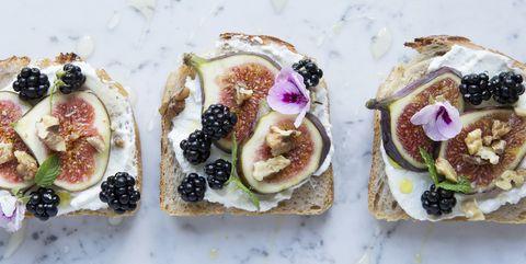 Food, Dish, Cuisine, Ingredient, Finger food, Produce, Recipe, Breakfast, Dessert, Berry,