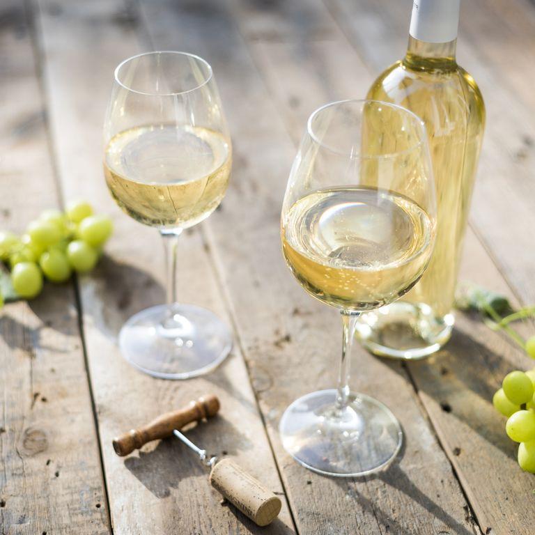 vin blanc régime