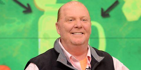 Smile, Television presenter,