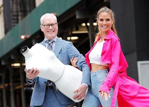 Heidi Klum protagonizará el primer reality show de moda de Amazon Prime
